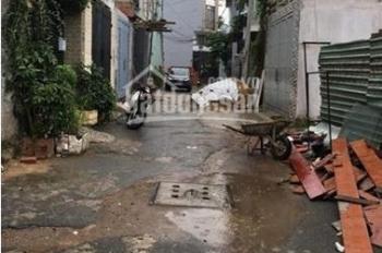 Bán gấp lô đất đường 11, Linh Tây Thủ Đức, 76m2, sổ riêng, CSHT hoàn thiện 100%, cần gấp nên bán rẻ