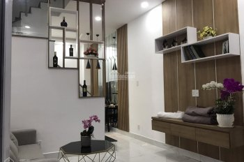 Nhà phố Tô Ngọc Vân, đúc 1 trệt 2 lầu, giá rẻ sát Gò Vấp
