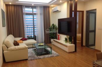 Bán căn hộ 3PN, 115m2 mặt đường Hàm Nghi BC Nam, đi bộ 5' tới công viên hồ điều hòa