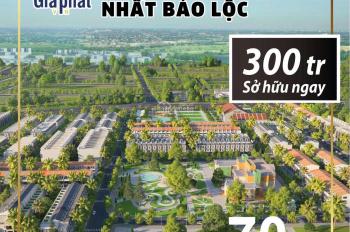 Hot! Dự án đất nền hot nhất thành phố Bảo Lộc, đầu tư chắc chắn sinh lời, CK cao, LH: 0906814444