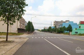 Đất MT đường Hà Duy Phiên nằm trong khu dân cư sầm uất Xuyên Á. Gần chợ đầu mối, giá 18tr/m2 SHR