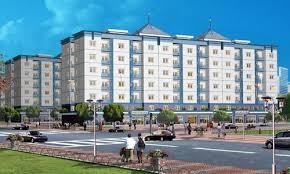 Cần bán căn hộ chung cư D2 Phú Lợi gồm 1 trệt & 1 lầu, DT: 82m2