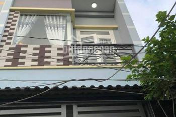 CC bán nhà đường Hương Lộ 80B 2 lầu hẻm ô tô 3 lầu