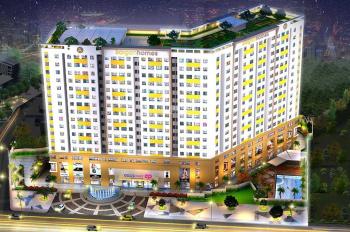 Bán CH Saigonhomes 2PN - 70m2, giá 1.68 tỷ, ngân hàng hỗ trợ 70%, T8 nhận nhà. LH 0937.617.167