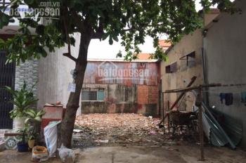 Bán gấp lô đất nằm ngay MT đường Dương Văn Cam,Linh Tây, Thủ Đức. Sổ có sẵn, giá 2.4 tỷ/ 65m2