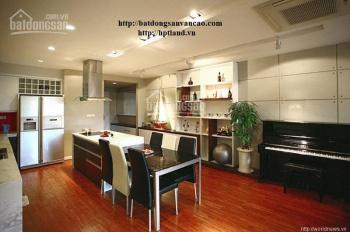 Cho thuê nhà Văn Cao 4 tầng, 10tr/tháng, đầy đủ nội thất để ở