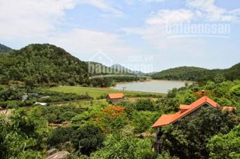 Chính chủ bán 2 lô đất Sóc Sơn, giáp với khu nghỉ dưỡng Flamingo Đại lải, thích hợp làm nhà vườn