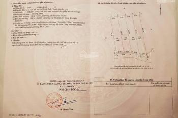 Chính chủ cần bán đất nền đã có sổ ở Láng Hoà Lạc giá 6tr/m2 0966093899