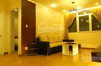 Cho thuê căn hộ CC Miếu Nổi, 18 tầng Bình Thạnh, 60m2, 2PN, giá 7.5tr/th, LH Phát 0908 39 76 75