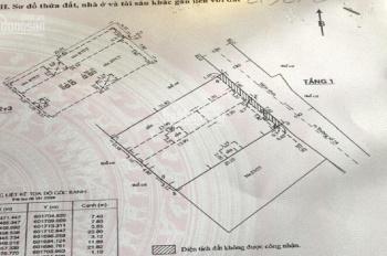 Bán tòa nhà có 35 phòng trọ đường 28, P6, Gò Vấp, ngang 15x21m DT 320m2, 1 trệt 2 lầu LH 0902390687