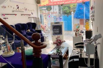 Bán nhà mặt tiền chợ Lê Cảnh Tuân 1 trệt 2 lầu 1 sân thượng, nhà đẹp mới giá 7,5 tỷ (TL)