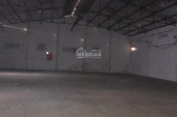 Cho thuê kho xưởng mặt tiền đường Trần Hưng Đạo, Tân Phú, DT 400m2