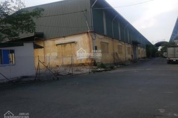 Cho thuê kho bãi, nhà xưởng 1.000m2 KCN Tân Tạo, giá 95.000vnđ/m2/th