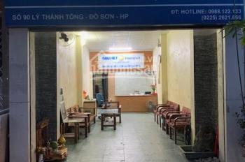 Bán nhà mặt phố số 90 Lý Thánh Tông, Đồ Sơn, Hải Phòng