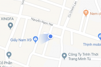 Ngõ 6m thông ra cả Nguyễn Ngọc Nại và Cù Chính Lan cách đường Nguyễn Ngọc Nại 15m