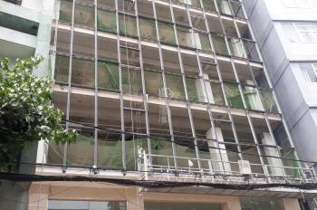 Cho thuê tòa nhà Đinh Bộ Lĩnh, Bình Thạnh. 15x26m, hầm 6 lầu