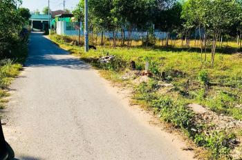 Đất ngay chợ An Bình, bên hông Điện Máy Xanh Phùng Hưng, chính chủ thổ cư 100%, đường nhựa 7m