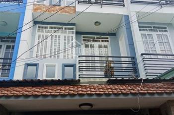 Bán nhà đẹp 4x20m nhà 2 mặt tiền gần bệnh viện quận 12, P. Tân Thới Hiệp, Quận 12