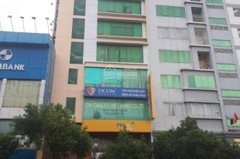 Bán nhà đường TÔN THẤT TÙNG , p. Phạm Ngũ Lão Q1, DT 8x26m nở hậu 11m giá 150 triệu/m2