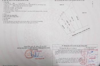 Cần bán lô đất đường Trần Nhân Tông, phường Cẩm Châu, thành phố Hội An