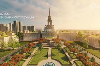 CH dành cho KH Đông tứ mệnh, view đại học Vinuni, ưu đãi lớn, dự án Vinhomes OCP, LH 0901 663 998