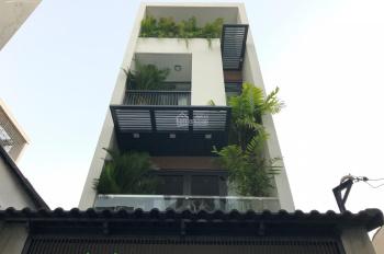 Nhà Gò Vấp, Quang Trung, P. 8 nhà mới hẻm xe hơi DT: 4x18m đúc 3 tấm, giá rẻ 6.199 tỷ