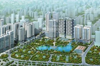 Bán căn hộ 1605 chung cư N01 T8 Ngoại Giao Đoàn, 131.75m2, 3 PN, view hồ điều hòa, 34.5 triệu/m2