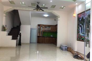 Chính chủ bán nhà ngõ 44/64 Trần Thái Tông, Dịch Vọng Hậu, Cầu Giấy 55m2 x 5T mới xây, 4.95 tỷ