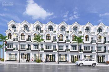 Bán nhà mặt tiền DT 743, khu dân cư Phú Hồng Thịnh