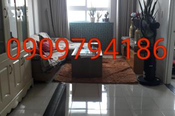 Kẹt tiền bán gấp CH Linh Trung 2PN, đầy đủ nội thất, giá chỉ 1.55 tỷ - 0909794186