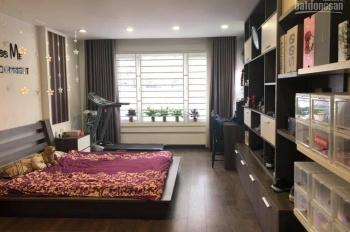 Cần bán nhà xây mới 6T ngõ phố Phạm Tuấn Tài yên tĩnh