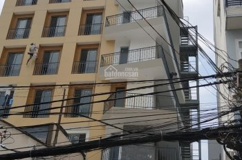 Cho thuê tòa nhà mới xây dựng 315m2 đất, 8 lầu tại Nguyễn Trọng Tuyển, Q. Tân Bình