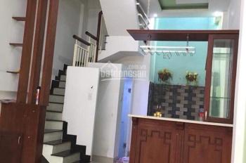 Tôi cần bán nhà hẻm Trần Khắc Chân, P. Tân Định - Quận 1, 1 trệt 3 lầu giá 10 tỷ 8, TL