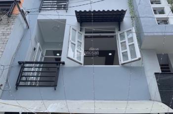 Bán nhà HXH Âu Dương Lân, phường 3, quận 8, DT 4x14m, giá 5,4 tỷ