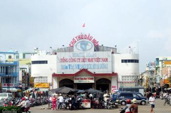 Cho thuê lô góc mặt bằng chợ Thủ Dầu Một