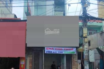 Nhà MT đường Âu Cơ, P. Hòa Thạnh, Q. Tân Phú cần cho thuê nhanh