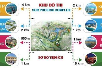 Chỉ 20 lô - dự án Sun Phoenix - đầu tư rẻ - lợi nhuận ngay cho năm 2019 - 0935.255.986