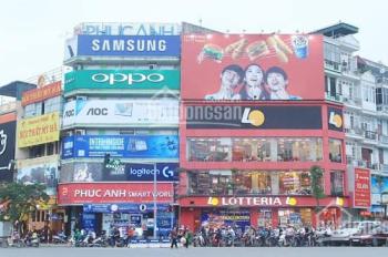 Bận việc cần bán nhà riêng mặt đường ngã tư Hạ Long, đang kinh doanh điện máy cho thuê 100tr/tháng