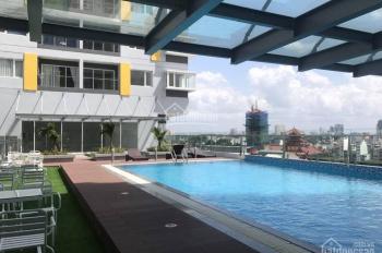 Cho thuê căn hộ office vừa ở vừa làm văn phòng 9tr/ tháng Cao Thắng Q10, LH 0938285287