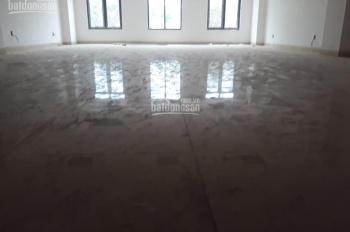 Cho thuê tòa văn phòng hoặc lẻ từng sàn mặt phố Nguyễn Ngọc Vũ sát Láng Hạ 180m2 x 10 tầng MT 9m