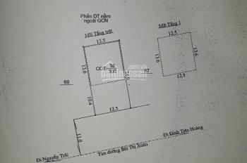 Cần bán mặt tiền 375m2 gần chợ Bà Định