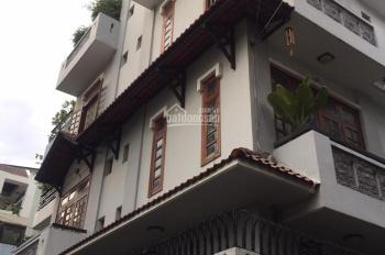 Bán nhà 3 lầu góc 2 mặt tiền đường Nguyễn Cửu Đàm 8,40x16m vuông vức giá 15,8tỷ TL. 0909 136 007