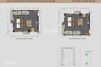 Ban quản trị tòa nhà cập nhật các căn hộ chung cư Gia Thụy bán. LH 0813666111