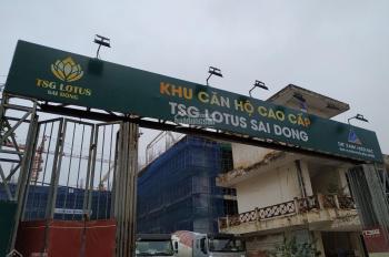 Top 3 căn hộ 2 phòng ngủ đẹp giá rẻ nhất-dự án TSG Lotus Sài Đồng giá chỉ 22,5 triệu/m2.0968356149