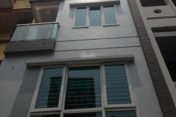 Cho thuê nhà phân lô Trung Yên 6, 45m2 x 5 tầng, MT 3.8m, vỉa hè, đường nhựa, ô tô tránh, 25tr/th