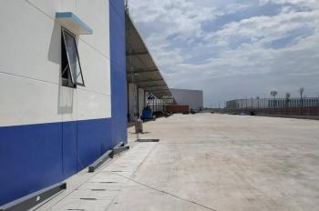 Cho thuê kho xưởng tại KCN Vsip DT đa dạng từ 1500m2 đến 60.000m2, kho logistics cầu container