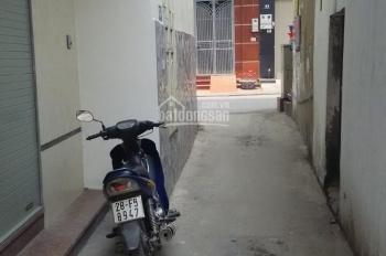 Bác tôi về hưu về quê sống muốn bán căn nhà phố Nguyễn Khả Trạc 40m2, 5T, LH: 0961.6333.18