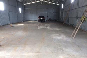 Cho thuê nhà xưởng tại phố Thượng Thanh, Long Biên HN dt 170m2 giá 8tr