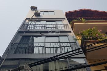 Bán nhà 45m2, 5 tầng xây mới, ngõ 2 ô tô tránh nhau, địa chỉ 124/22 Tứ Liên, Âu Cơ, Tây Hồ, Hà Nội
