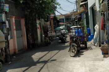 Bán nhà hẻm đường Trịnh Đình Trọng, DT: 5,2m x 12m. K/C: 1 trệt 1 lầu